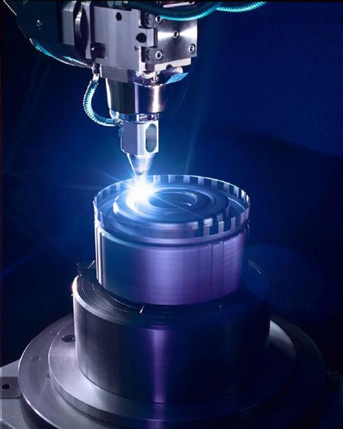 Высокоточная сварка металла с помощью лазера